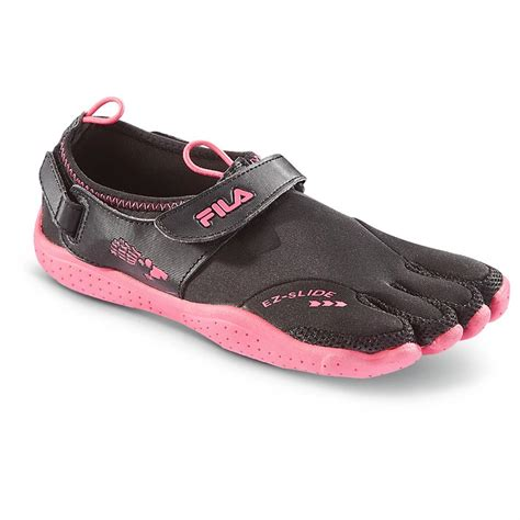 water shoes s fila skele toes ez slide water shoes 620364