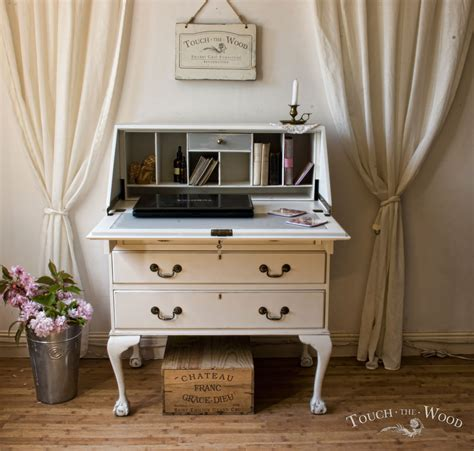 Shabby Chic Writing Desk Bureau No 15 Touch The Wood