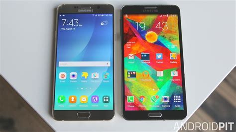 Samsung Note 3 Samsung Galaxy Note 3 Note3 Silikon Metalik T3010 5 test comparatif galaxy note 3 vs note 5 androidpit