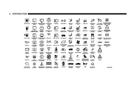 jeep compass warning lights owners manual for 2007 jeep wrangler courtesy of
