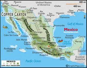 copper mexico destinations