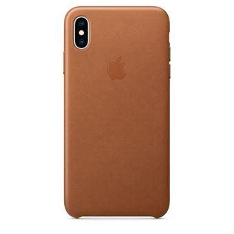 5 sur coque en cuir apple havane pour iphone xs max etui pour t 233 l 233 phone mobile achat