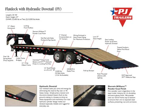 pj trailers wiring diagrams wiring diagram with description