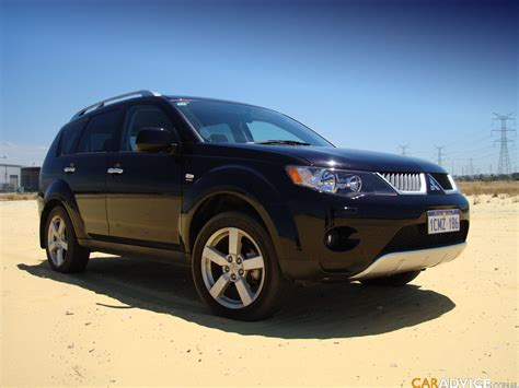 black mitsubishi outlander mitsubishi outlander 2004 black imgkid com the