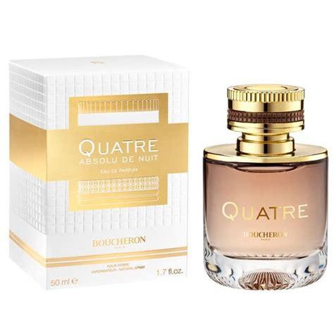 boucheron quatre absolu de nuit femme eau de parfum 50 ml