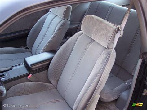 1985 camaro seats 1985 chevrolet camaro iroc z interior photo 44741411