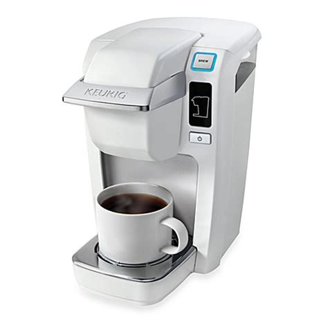 keurig bed bath and beyond keurig 174 k10 k15 mini plus brewing system bed bath beyond