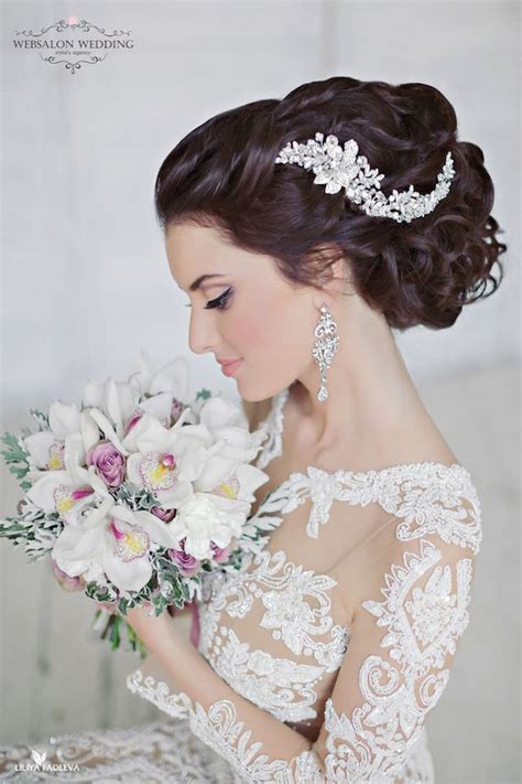 bridal hairstyles magazine 10 glamorous wedding hairstyles you ll love belle the
