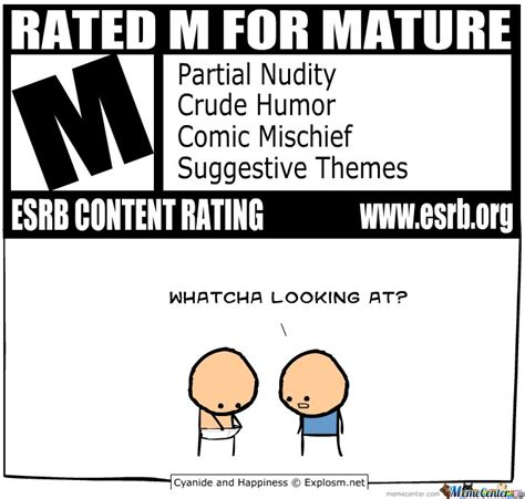 Xrated Memes - rated m d by adlina meme center