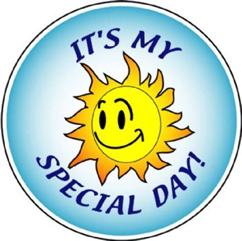 day special today is a special day
