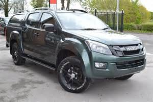 Isuzu For Sale Uk Used Isuzu D Max Utah 2 5 Huntsman 2 Auto Cab 4x4