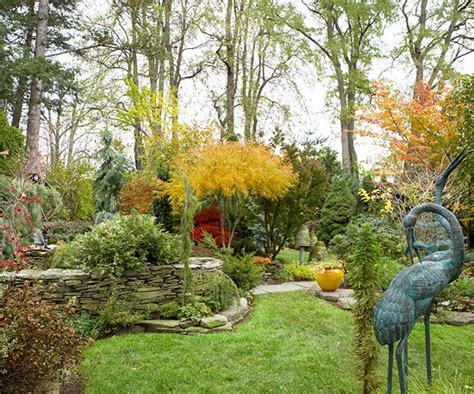 garden ideas for fall fall landscaping ideas a mosaic of colors shapes and scents