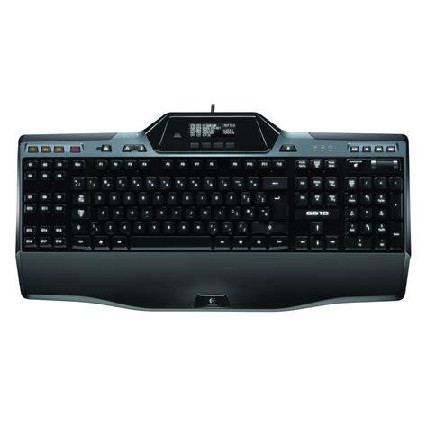 logitech gaming keyboard g510 clavier pc logitech sur ldlc