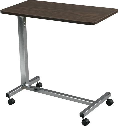 bed table non tilt top overbed table drive