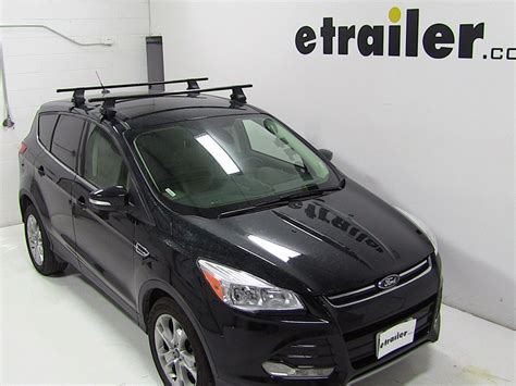 2013 Escape Roof Rack thule roof rack for 2013 ford escape etrailer