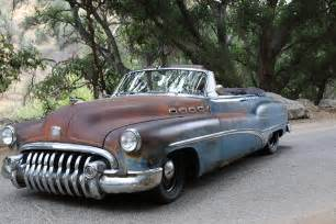 1950 Buick Roadmaster Convertible For Sale Icon4x4 Past Projects