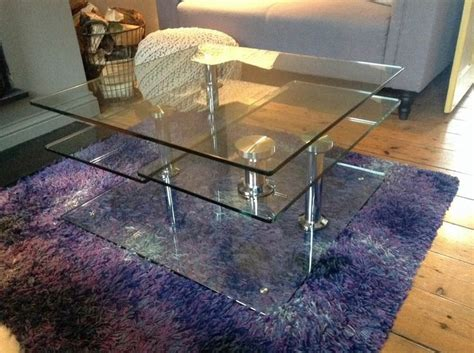 Coffee Table That Extends Up World Of Miniature Bears Rabbit 5 Quot Mini Mohair Bunny Sparse White Glasses Glass Coffee