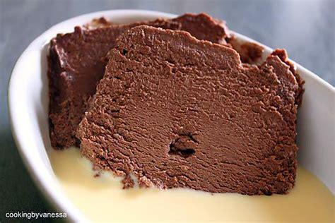 recette de marquise au chocolat par missvaness