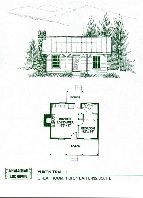 small log homes floor plans log home package kits log cabin kits yukon trail ii