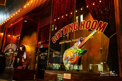 cutting room new york the cutting room nyc roadie recon