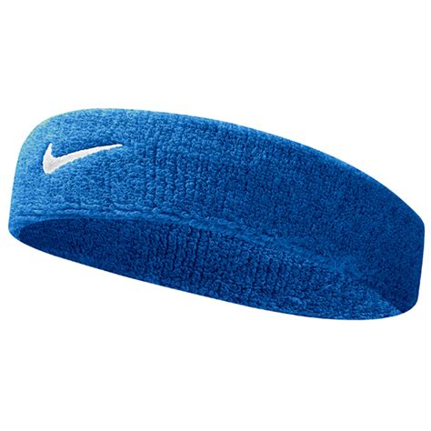Headband Nike nike swoosh headbands royal blue white great discounts