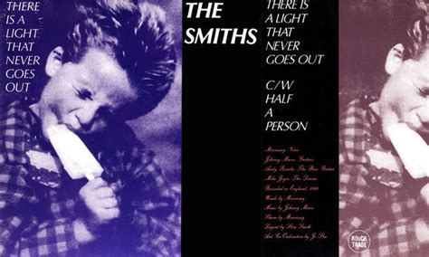 The Smiths There Is A Light That Never Goes Out by Rock Rolas There Is A Light That Never Goes Out The Smiths Monterrey Rock