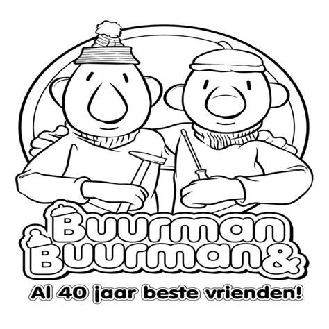 Buurman En Buurman Kinderfilmpjes   Kleurplatenvoorallecom