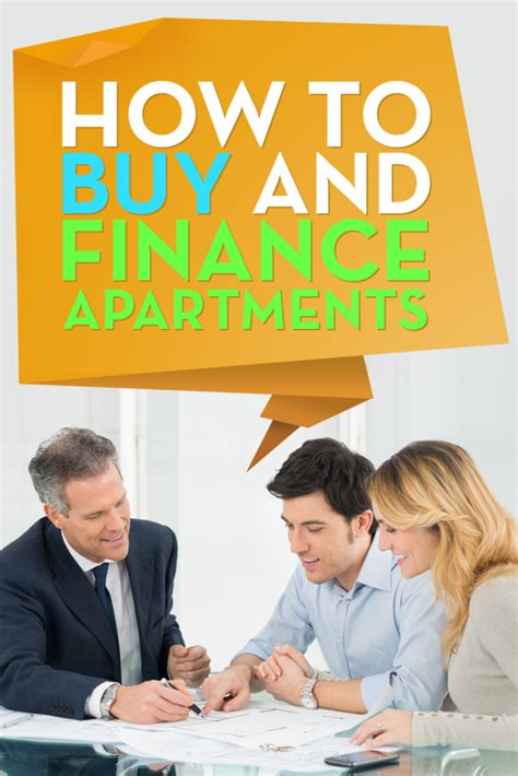 how to buy an apartment how to buy and finance apartment buildings real estate