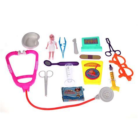 Doctor Koper Merah Transparan Ma Mainan Anak Perempuan Laki Laki harga mainan dokter set mainan anak perempuan