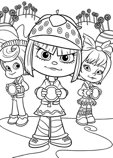 coloring pages wreck it ralph wreck it ralph coloring pages best coloring pages for kids