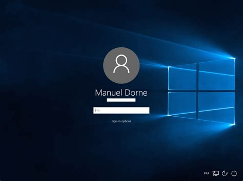 Connexion L comment changer le fond de l 233 cran de login de windows 10