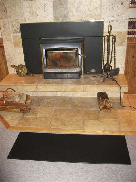 fireplace floor protector saanich