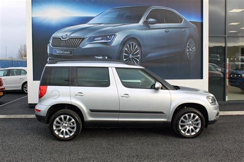 skoda yeti 5 dr 1 2 tsi 110ps se outdoor for sale at