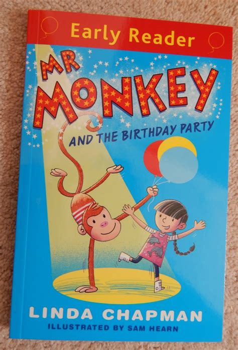 mr monkey and the birthday a book review 40