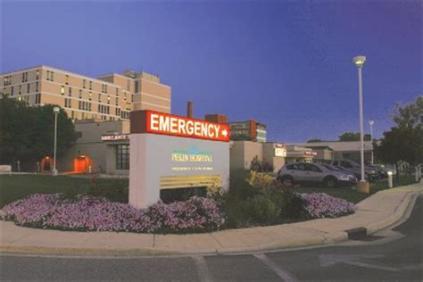 Pg Hospital Emergency Room Number by About Unitypoint Health Pekin Unitypoint Health Pekin