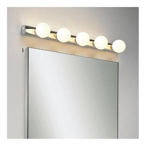 Room Wall Lights Astro Lighting 0957 Cabaret 5 Dressing Room Style Bathroom