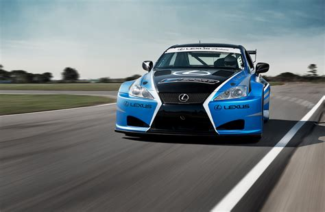 lexus racing car lexus is f race car australia