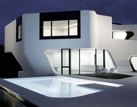 modern residential architecture  germany duplicasa