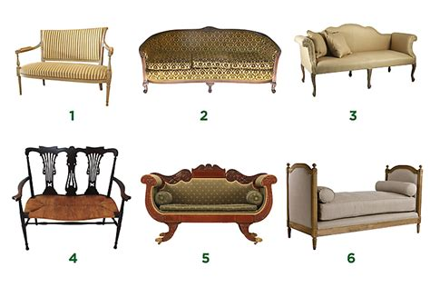 Types Of Couches     hometuitionkajang.com
