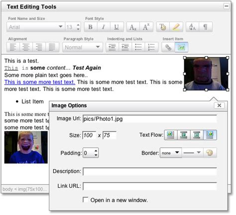 javascript tutorial rich text editor yui rich text editor