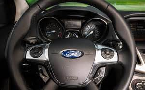 Steering Wheel For Ford Focus 2012 2013 Compact Sedan Comparison Automobile Magazine