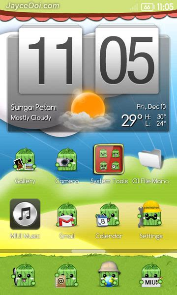 miui themes download zip download miui watermelon theme jayceooi com