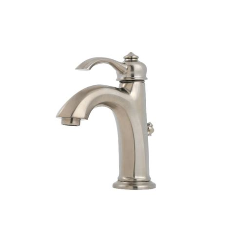 faucet gt42 rp0k in brushed nickel by pfister