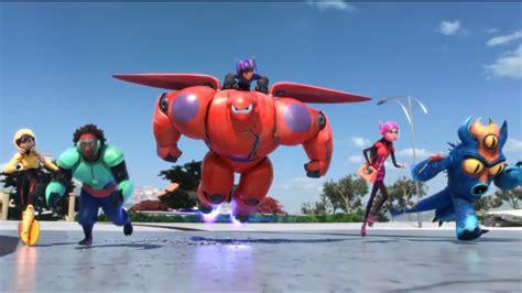 film disney les nouveaux heros trailer du film les nouveaux h 233 ros les nouveaux h 233 ros