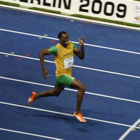 how fast can a run how fast can usain bolt run maths and sport