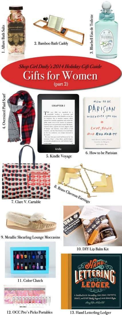 2014 holiday gift guide gifts for women part 2 shop