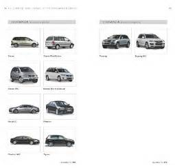Audi List Of Models Complete List Of Vw S 178 Models Sold Worldwide
