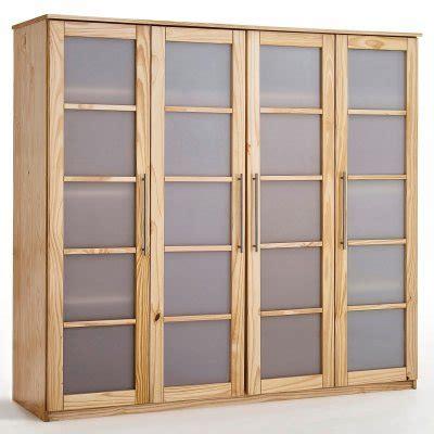 armoire dressing la redoute armoire 4 portes dressing pin h180 cm bolton la redoute