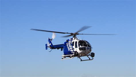 qld blue polair proves it has blue steel queensland news