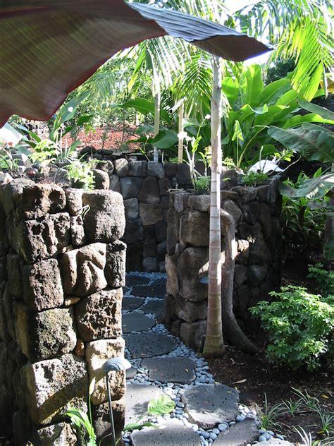 hawaii outdoor shower hawaii